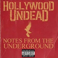 Hollywood Undead - Notes From The Underground [PA] [CD 2013]