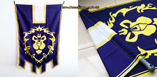 World of Warcraft  flag Cosplay property Props accessorie​s props 96X64CM
