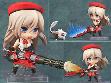 Anime Nendoroid Figure Toy God Eater Alisa Action Figurine 10cm