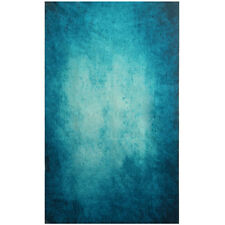 Blue Photography backdrop Photo Studio Background Stage Scenic 1X1.5M T1