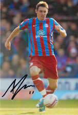 CRYSTAL PALACE HAND SIGNED ANDY DORMAN 6X4 PHOTO 1.