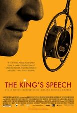 Kings Speech The Movie Poster #01 11inx17in mini poster