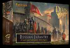 RUSSIAN INFANTRY - DEUS VULT - FIREFORGE GAMES - 28MM