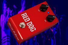 Rockbox Electronics - Red Dog Distortion Guitar Pedal - Authorized Dealer
