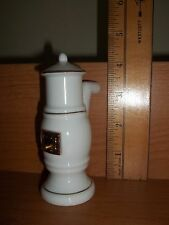 BEAUTIFUL PORCELAIN PARLOR STOVE - DOLL HOUSE MINIATURE