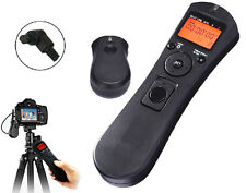 Wireless Timer Remote Shutter Release For Canon 7D 5D Mark III II 1D 1Ds 50D 40D