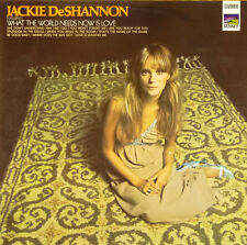 "12"" LP - Jackie DeShannon - What The World Needs Now Is Love - B215 - RAR"