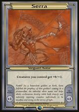 MTG SERRA - VANGUARD OVERSIZE CARD - PROMO - MAGIC