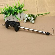Adjustable Flex Clamp Shaft Holder Stand Hanger Rotary Grinder Tool for Dremel
