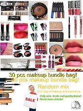 Lot of 30 MIX Makeup No Duplicates NEW Wholesale Bundle Brands Hard Candy, Nyx +