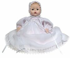 Christening Celebration Huggums 12'' Baby Doll by Madame Alexander, New