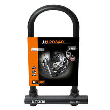 Urban security U120340 Antivol U SRA moto 120x340 mm homologué classe SRA
