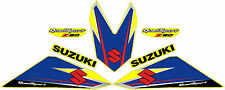 SUZUKI LTZ 90  GRAPHIC / DECAL KIT FACTORY STYLE. YELLOW, WHITE OR BARBIE PINK