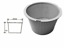 Waterco S75 Skimmer Basket for swimming pools. Genuine Factory Spare Part