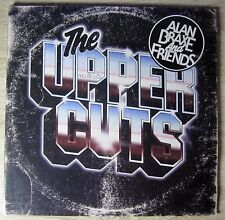 Alan Braxe And Friends The Upper Cuts Doppel LP House Electro Hip Hop