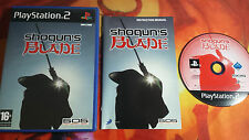 SHOGUN'S BLADE PLAYSTATION 2 PS2 SHIPPING 24/48H
