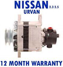 Nissan-Urvan-Caja Bus - 2.3 2.5 D 1988 1989 1990 1991 - 1997 rmfd Alternador