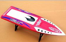 Bare Hull H640 Captain American Electric RC Boat Racing Brushless Speedboat KIT