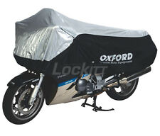 Oxford Umbratex Motorcycle Half-Cover Medium CV106
