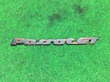 VW Passat GT Emblem Heckklappe