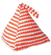 The Manhattan Toy Company Pyramid Travel Pillow - Orange