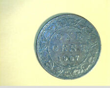 1907-H Canada Large Cent, Medium to  High Grade Coins   (Can-410)