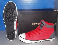 """CONVERSE """"CHUCK TAYLOR"""" CT FURIOUS MID in colors RED MENS 7 WOMENS 9"""