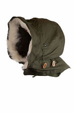 Genuine Made in USA ALPHA Military FISHTAIL M65 PARKA Hood Unworn New Olive Drab