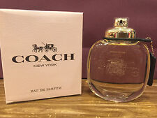 COACH NEW YORK EDP 90 ML / 3.0 OZ SPRAY WOMEN SEAL BOX BRAND NEW LAUNCH ORIGINAL