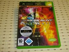 Dead or Alive Ultimate für XBOX *OVP*