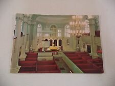 Original Vintage Post Card King's Chapel Boston, Mass