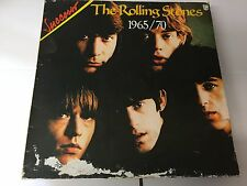THE ROLLING STONES. 1965/70. Philips Pressing. GOOD/FAIR
