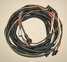 IH Farmall International 1206 Rowcrop Wheatland RH Panel Harness Cable #392444R9