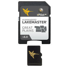 Humminbird Lakemaster Chart Great Plains Version 6.0 600017-5