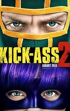 POSTER KICK ASS 2 CHLOE GRACE MORETZ HIT GIRL STARS AND STRIPES MOTHERFUCKER #12