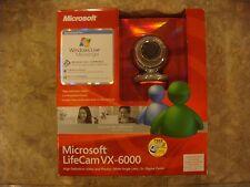 MICROSOFT HIGH DEFINITION LIFE CAM VX-6000