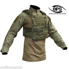 OPS/UR-TACTICAL INTEGRATED TACTICAL PLATE CARRIER IN CRYE MULTICAM BLACK