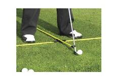 EyeLine Golf - Practice T Alignment Rod System - Only £24.99