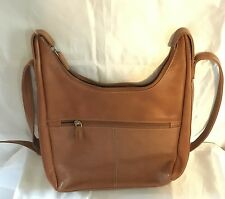 TANO New York- Mid Size Tan Hand Bag