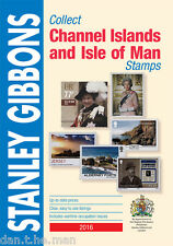 STANLEY GIBBONS - COLLECT CHANNEL ISLANDS & ISLE OF MAN 2016