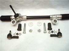 Complete Install Kit Mustang II Manual Rack and Pinion