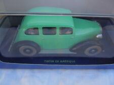 La voiture des gangsters de Tintin en Amérique Hergé Moulinsart 2006 Graham six