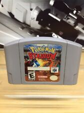 Pokemon Stadium - Nintendo 64 - Game Cartridge Tested