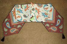 Paisley Park Tapestry Table Runner