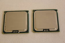 2 x Intel E5450 3GHz 12MB 1333MHz Xeon SLBBM LGA 771/Socket J Server CPU
