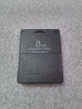 Memory Card (8 MB) for PS2 Playstation 2