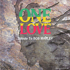 ONE LOVE - TRIBUTE TO BOB MARLEY / CD (ANTILLES 532 062-2)
