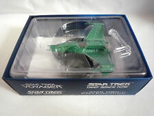 STAR TREK OFFICIAL STARSHIP COLLECTION #53 KLINGON ATTACK SHIP / EAGLEMOSS