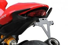 Kennzeichenhalter Heckumbau Ducati Monster 1200 verstellbar adjustable tail tidy