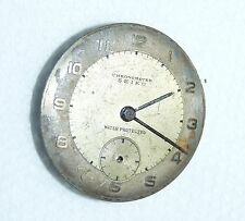 VINTAGE SEIKO CHRONOMETER WINDING MOVEMENT PARTS REPAIR PROJECT